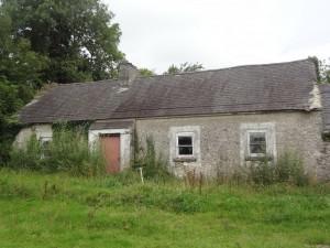 Old stone dwelling