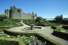 Roscrea Castle, Co. Tipperary, Ireland.